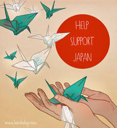 Help Japan Heal by theartful-dodge