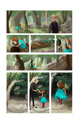 Comic Pages 5 by theartful-dodge