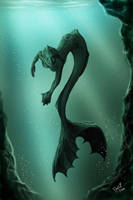 Mermaid by Danthemanfantastic