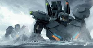 Pacific Rim-Jaeger by Danthemanfantastic