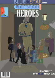 Who Blue Truly Are- Cover by blue-blood-heroes