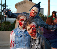 Punk Zombies by PlaceboFX