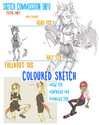 (OPEN) commission info by aeternoria