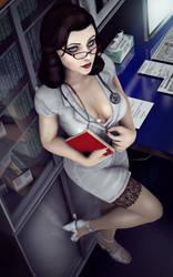 Nurse by TheMadArchitect