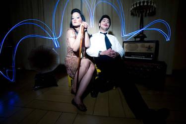 MR and Mrs jack sleater_5 by NickiTatzukawa