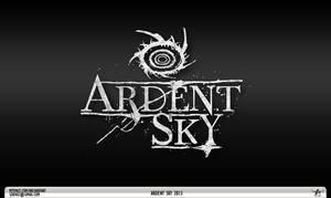Ardent Sky logo by szafasz