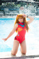 Asuka Cosplay by HeavenAndSky
