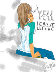 I'm Yours to Leave by Fantisation