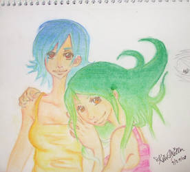 Sisterly Love, Pastels by Fantisation