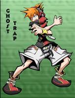 Neku Brave Form by GhostTrap