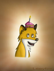 happy Birthday Leeyfox by tigrisssilvery