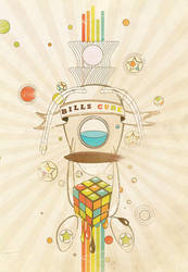 Bill's Cube by Infantmind
