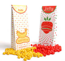 Jelly Bean Packaging by Lessayno