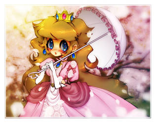 Peach Hime by sererena