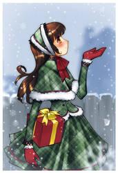 Christmas Card by sererena