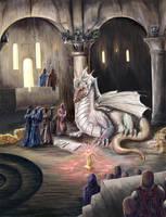 In the Court of the Dragon by DarklyWhite