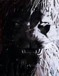 Commission - Maul Portrait by DarklyWhite