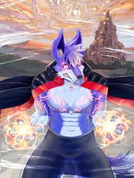 Commission - Jack Meteor by DarklyWhite