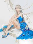 BlueG by DADACHYO