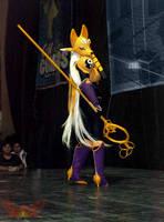 My Cosplays: Sakuyamon 2 by JennaTheDragon