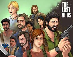 The Last Of Us by Daniel-Jeffries