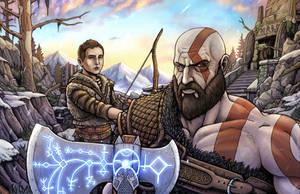 God of War (YouTube) by Daniel-Jeffries