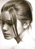 a beautiful girl 2 by kk-art