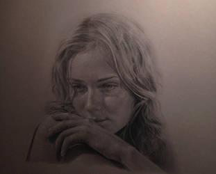 Diane Kruger by kk-art
