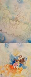 jellyfish dreams - progress by LoveSoup