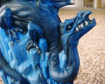 Ice Dragon (close-up) by MidnightTiger8140
