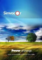 Simvacore Brochure cover by AlGafy