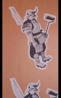 Samurai.Art.Troops by awttv