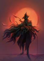Eileen the Crow by II-K