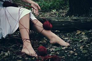I am in the net by LatteIce