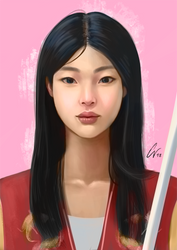Casual Mulan by CarlosVasseur