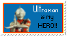Ultraman by Qyou