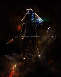 The Elder Scrolls 3: Skywind Promo Art by SethNemo