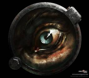 Amnesia: The Dark Dsecent Mac Icon by SethNemo