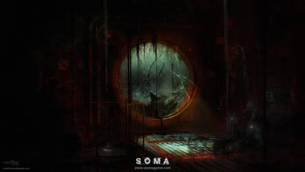 SOMA Promo art - ARG 2 by SethNemo
