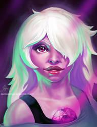 Steven Universe Fan Art - Amethyst by SethNemo