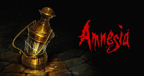 Amnesia Hardmode Promo by SethNemo