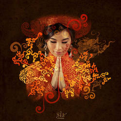 Asian dreaming by Sia-Creations