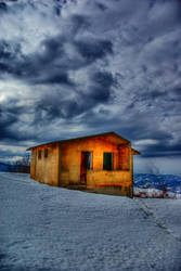 lonely house by fotomania17
