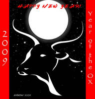 Year of the Ox by RHPotter