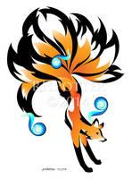 Kitsune Bi by RHPotter