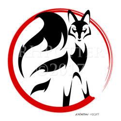 Bujinkan Logo by RHPotter