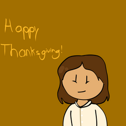 Happy Thanksgiving! by Plumcicle