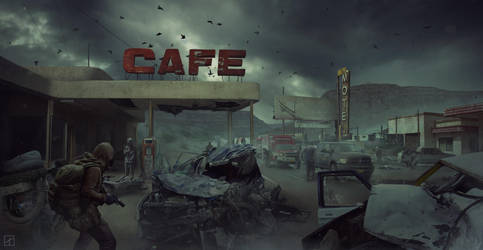 Cafe2 by PavellKiD