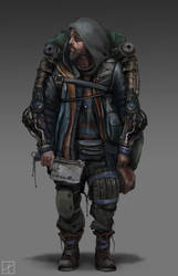 character design_2 by PavellKiD