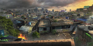 Favela by PavellKiD